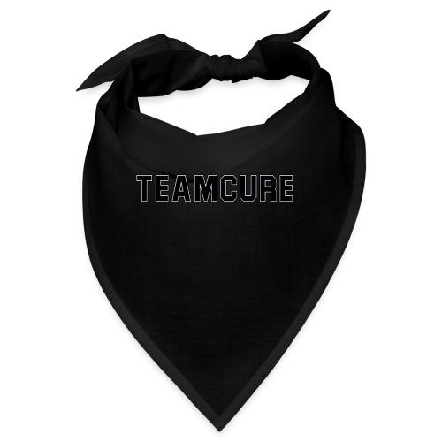 TEAMCURE BLACK - Bandana