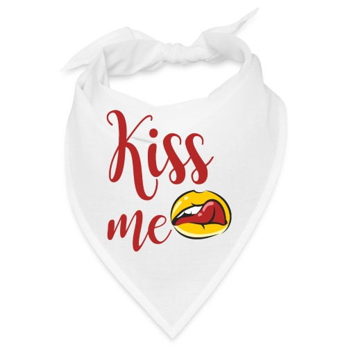 Embrasse moi LL - Bandana