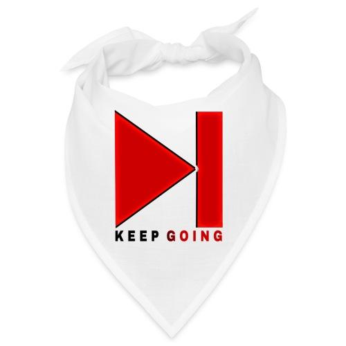 KEEP GOING - Bandana