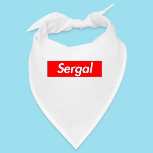 SERGAL Supmeme - Bandana