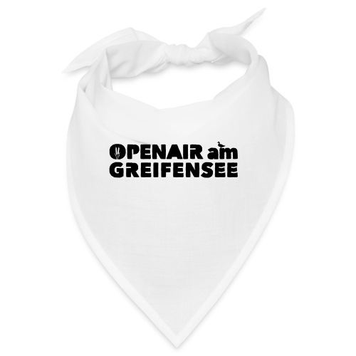 Openair am Greifensee 2018 - Bandana