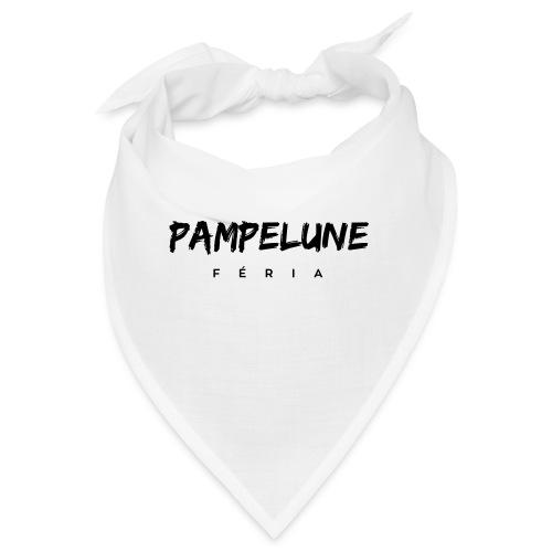 Pampelune - féria - Bandana