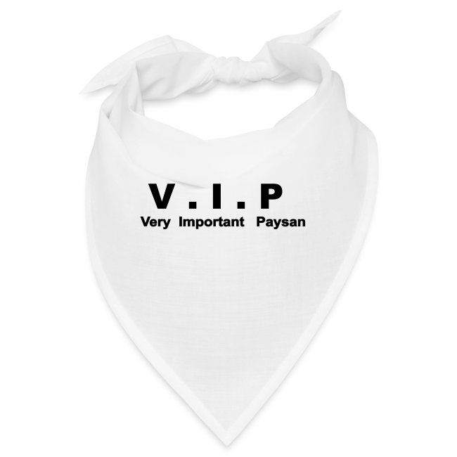 VIP - Very Important Paysan