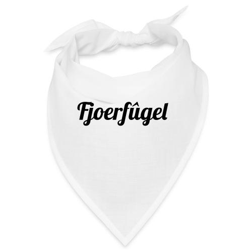 fjoerfugel - Bandana