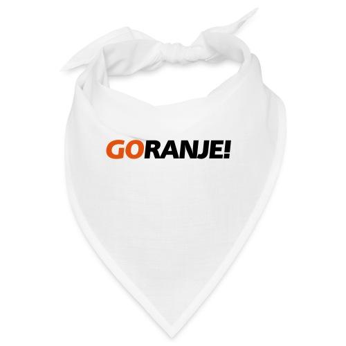 Go Ranje - Goranje - 2 kleuren - Bandana