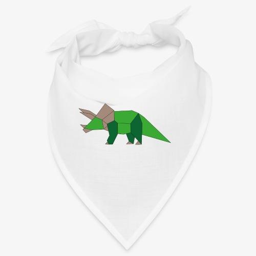 DinoTriceratopsFarbe - Bandana