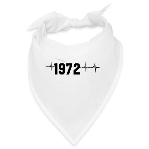 1972 Herzschlag - Bandana
