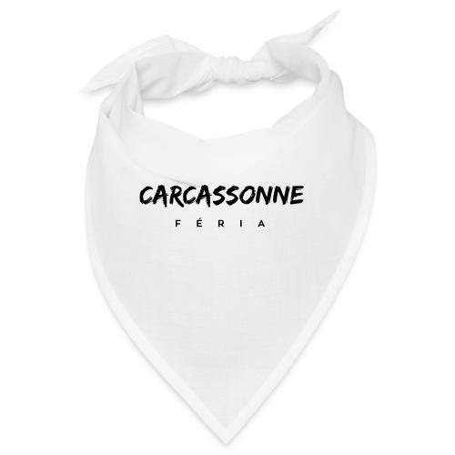 Carcassonne - féria - Bandana