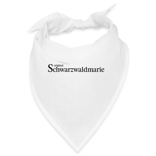 Schwarzwaldmarie - Bandana