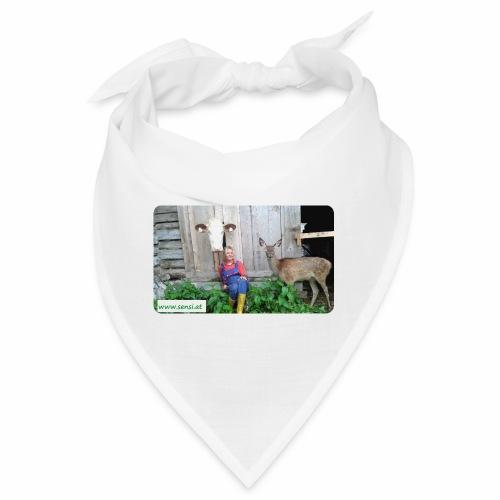 SenSi ♥ Hilfsprojekt für Kühe - Bandana
