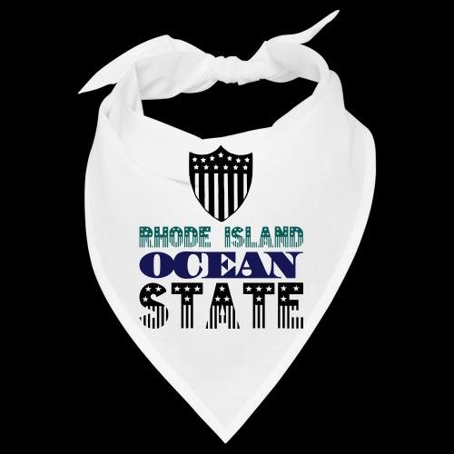 rhode island ocean state - Bandana
