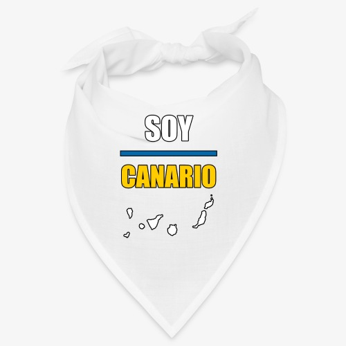 Soy Canario - Bandana
