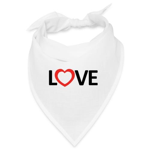 Love - Bandana