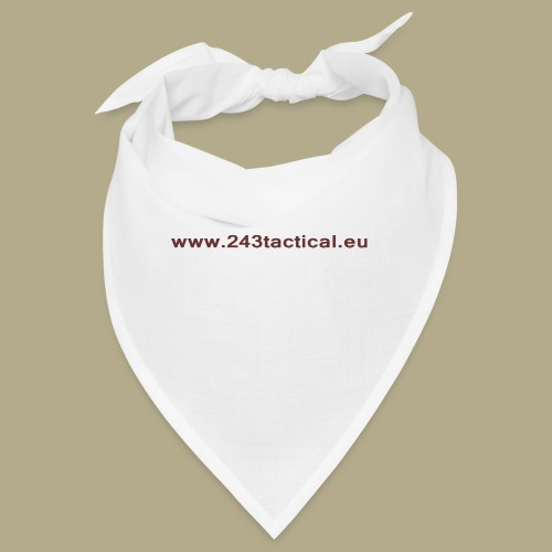 .243 Tactical Website - Bandana
