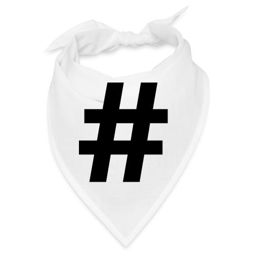 #Hashtag - Bandana