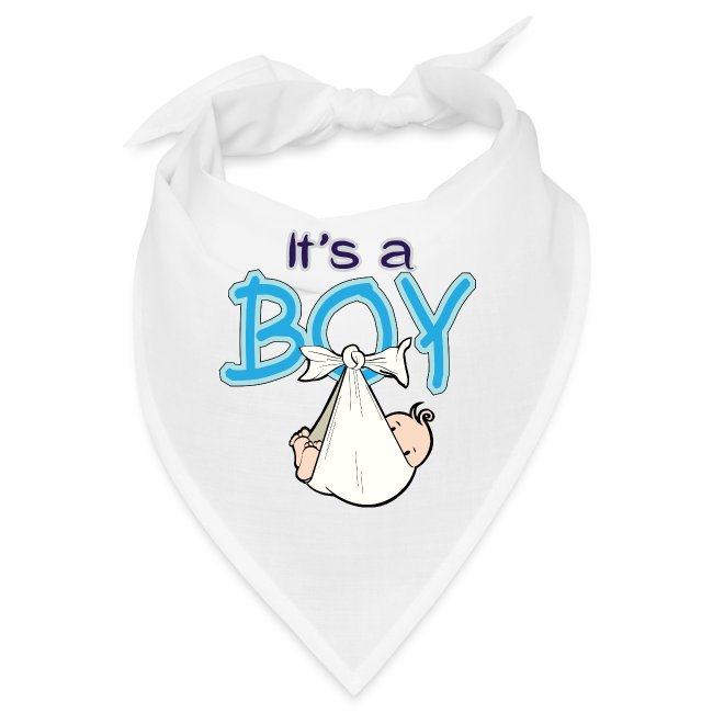 Babyshower Boy Blauw