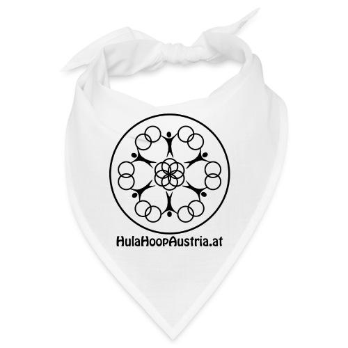 Hula Hoop Austria Logo Black - Bandana