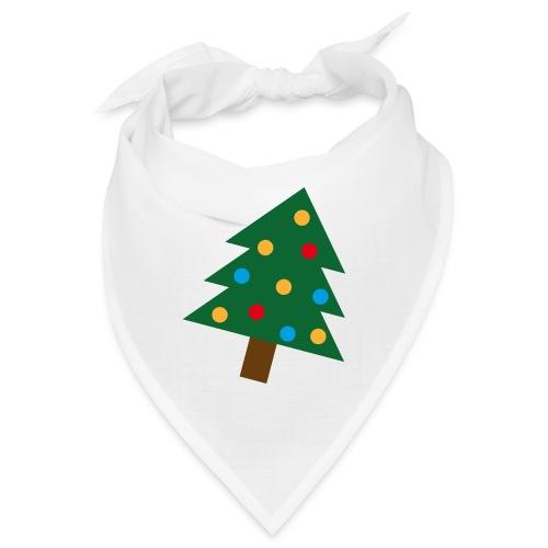 Weihnachtsbaum für hässliche Weihnachten - Bandana