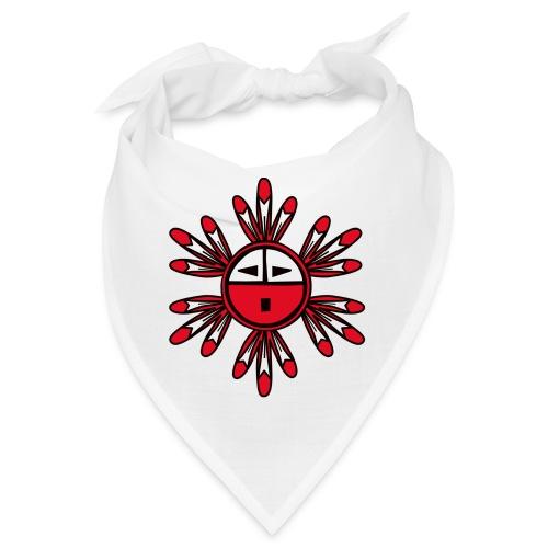 Hopi Kachina Sun Symbol - Bandana