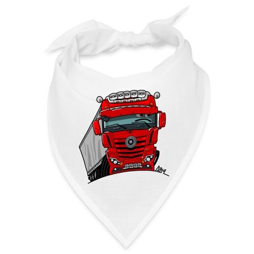 0807 M truck rood trailer - Bandana