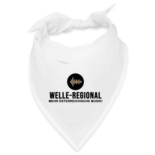 Das Logo von Welle-Regional! - Bandana