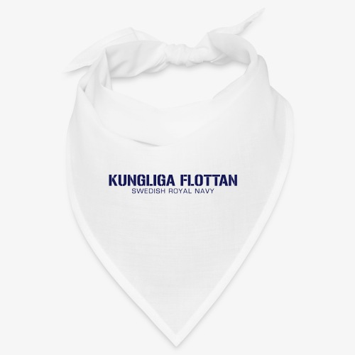 Kungliga Flottan - Swedish Royal Navy - Snusnäsduk