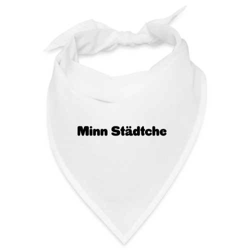 Minn Städtche - Bandana