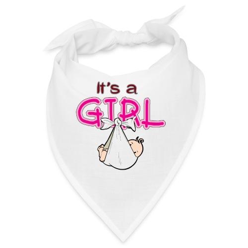 Babyshower It's a Girl - Bandana