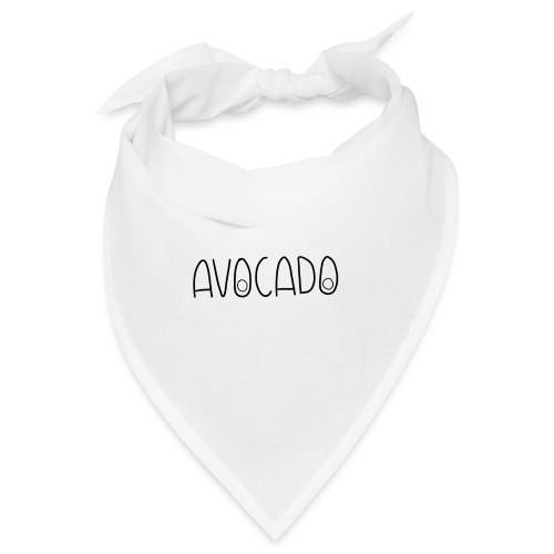 Avocado - Bandana