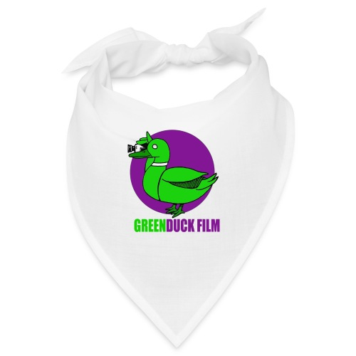 Greenduck Film Purple Sun Logo - Bandana