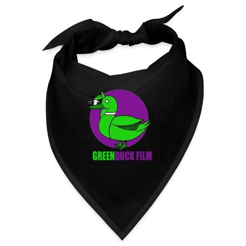 Greenduck Film Purple Sun Logo - Bandana