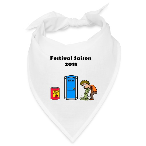 Festivalsaison 2018 - Bandana