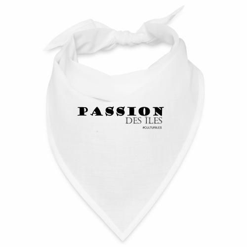 PASSION DES ÎLES - Bandana