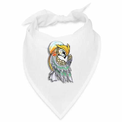 Cosmic owl - Bandana