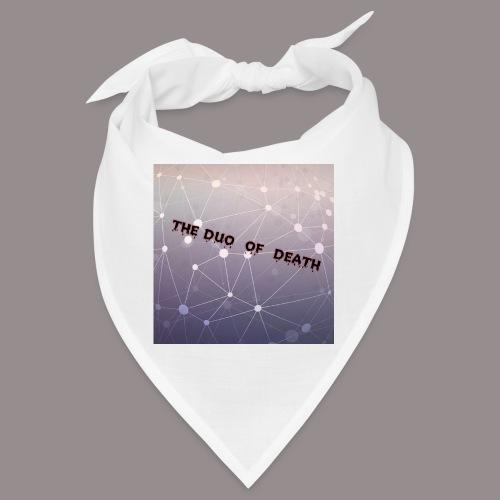 The duo of death logo - Bandana