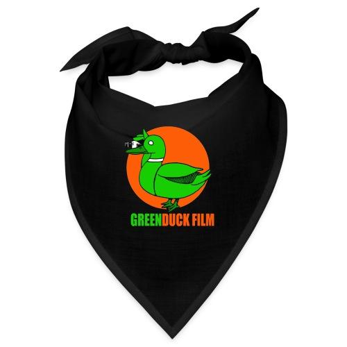 Greenduck Film Orange Sun Logo - Bandana