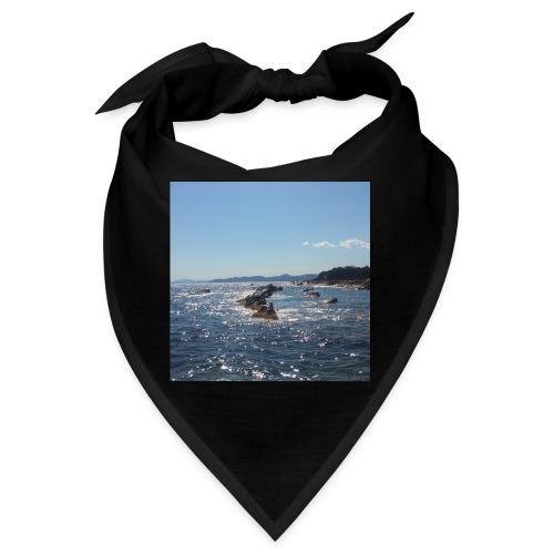 Mer avec roches - Bandana