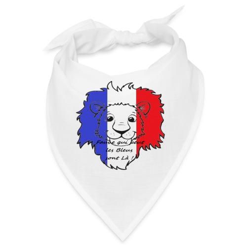 Lion supporter France - Bandana