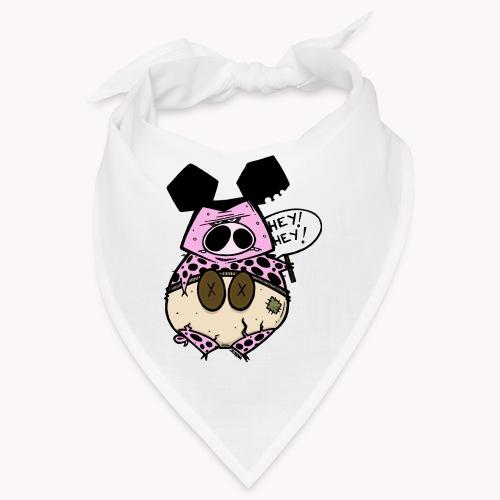 ugly pig col - Bandana