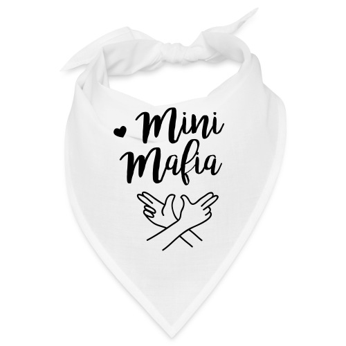 Mini-Mafia Langarmshirt (Teenager) - Bandana