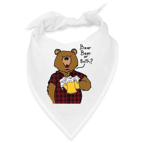 Beer and Bear - Bandana