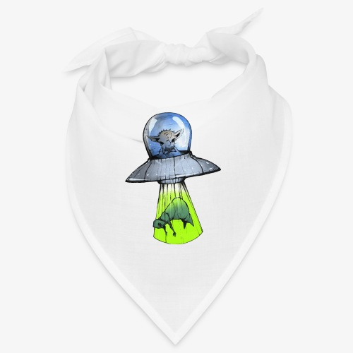 Alien, Reverse Abduction - Bandana