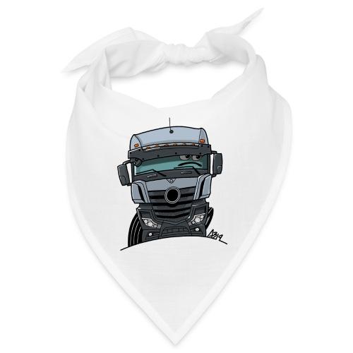 0807 M Truck grijs - Bandana