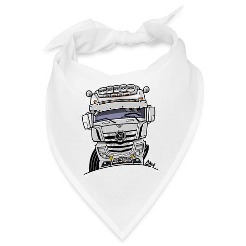 0807 M truck wit - Bandana