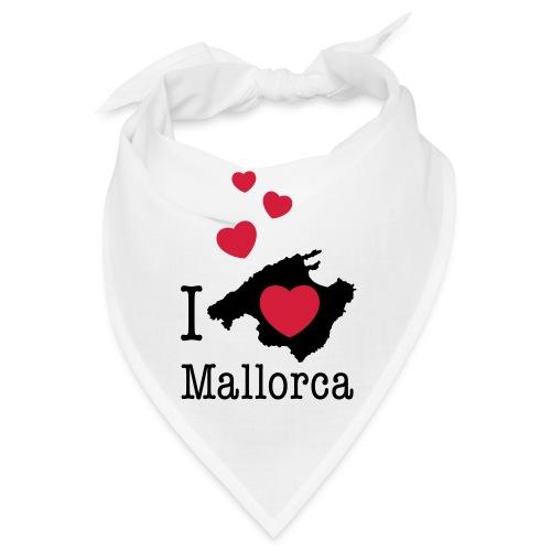 love Mallorca Balearen Spanien Ferieninsel Urlaub - Bandana