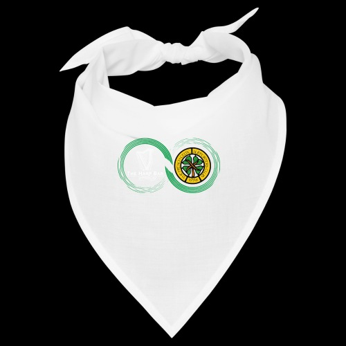 Harp and French CSC logo - Bandana