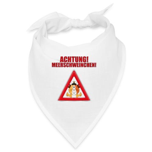 ACHTUNG MEERSCHWEINCHEN - MEER - SEE - SEEMANN - Bandana