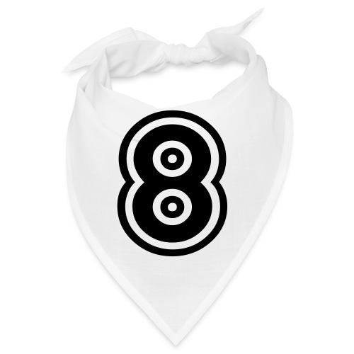 cool number 8 - Bandana