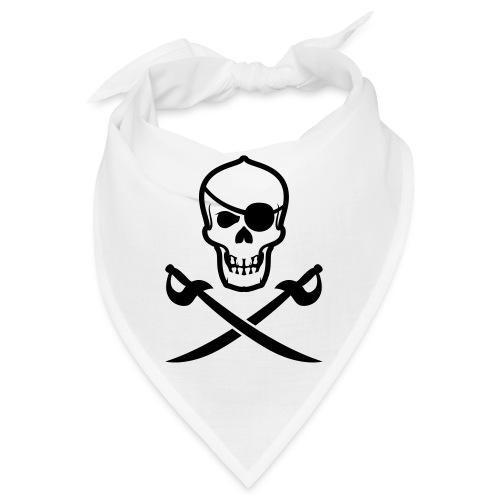 Totenkopf Pirat - Bandana