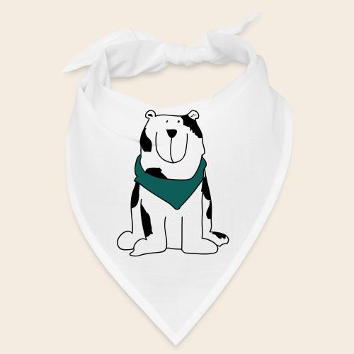 Gros chien mignon - Bandana